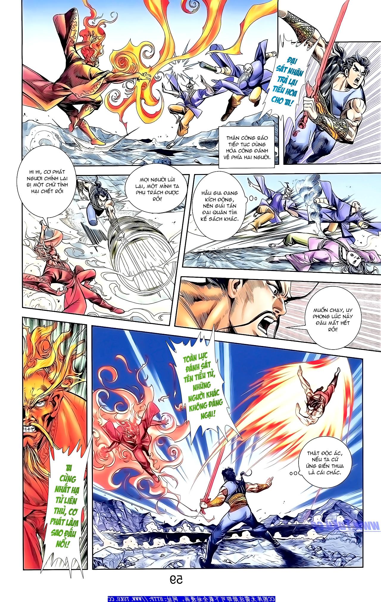 Cơ Phát Khai Chu Bản chapter 157 trang 23