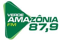 Rádio Verde Amazônia FM 87,9 de Ariquemes RO