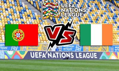 البرتغال و إيرلندا بث مباشر