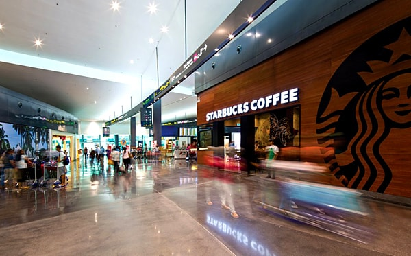 KLIA2 Starbucks Coffee