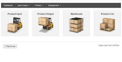 Souce Code Aplikasi Pencatatan Barang Masuk dan Keluar Gratis (Inventory Tracking)