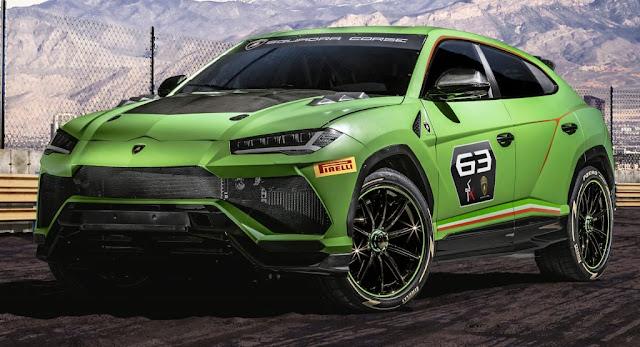 Concepts, Lamborghini, Lamborghini Concepts, Lamborghini Urus, Lamborghini Video, Motorsport, Motorsports, Video