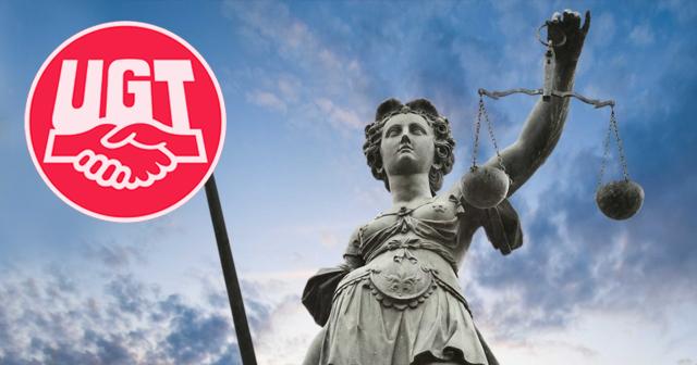 UGT respalda íntegramente a la Justicia argentina y rechaza las cartas de apoyo a Martín Villa