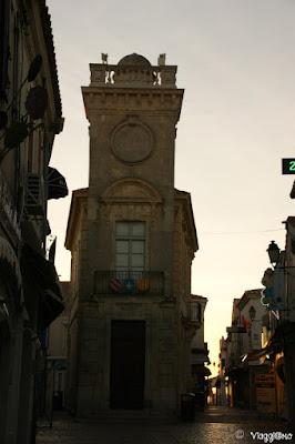 Centro città con il Museo Baroncelli
