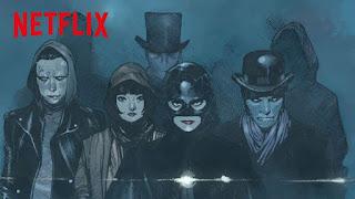 the magic order: trailer del primer comic de netflix