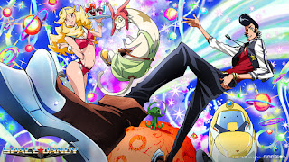 Review analysis and opinion of the anime Space Dandy