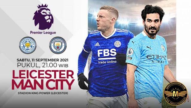 Prediksi Leicester City Vs Manchester City