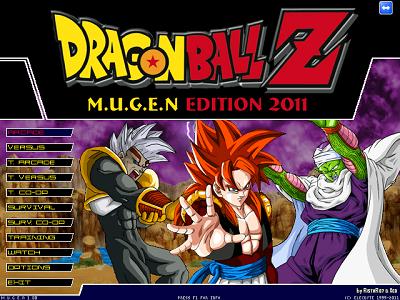 Dragon ball z mugen 2011 download dbzgames. Org.