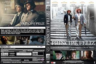 EL PRINCIPE FELIZ / LA IMPORTANCIA DE LLAMARSE ORCAR WILDE – THE HAPPY PRINCE – 2018 [COVER – DVD]