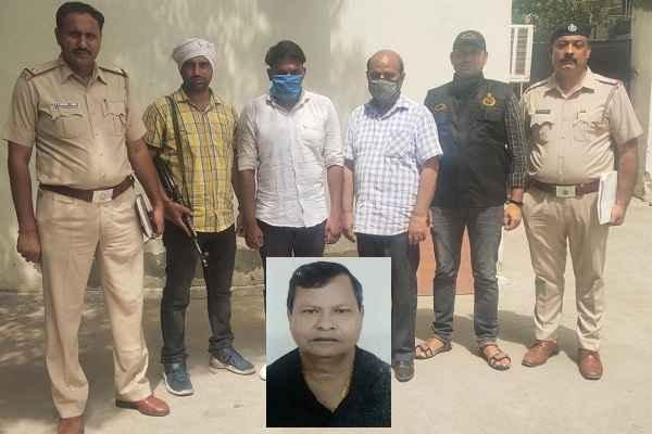 jugal-kishor-murder-case-crime-branch-dlf-faridabad