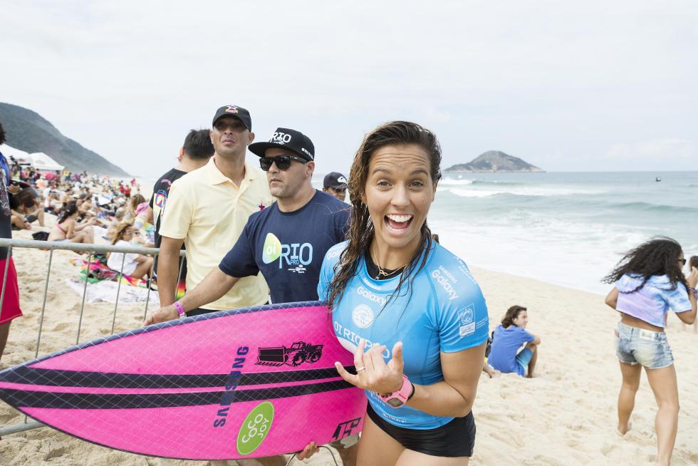 13 Sally Fitzgibbons Oi Rio Pro foto WSL Daniel Smorigo