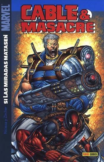Cable y Deadpool tuvieron serie compartida