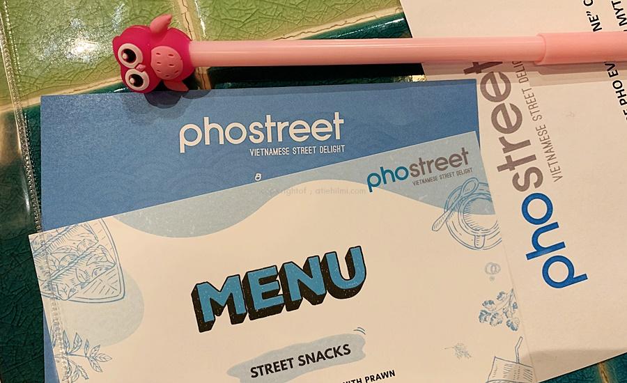 Pho Street Halal Ke Tak ?