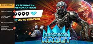 Event Diamond Kaget FF