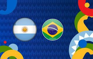 بث مباشر مباراة البرازيل ضد الأرجنتين مباشرة في كوبا امريكا
