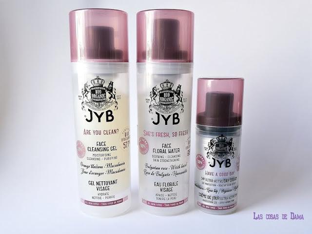 JYB Cosmetics Cosmética Orgánica organics beauty belleza cosmética skin care facial