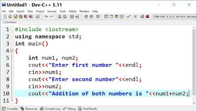 cin c++