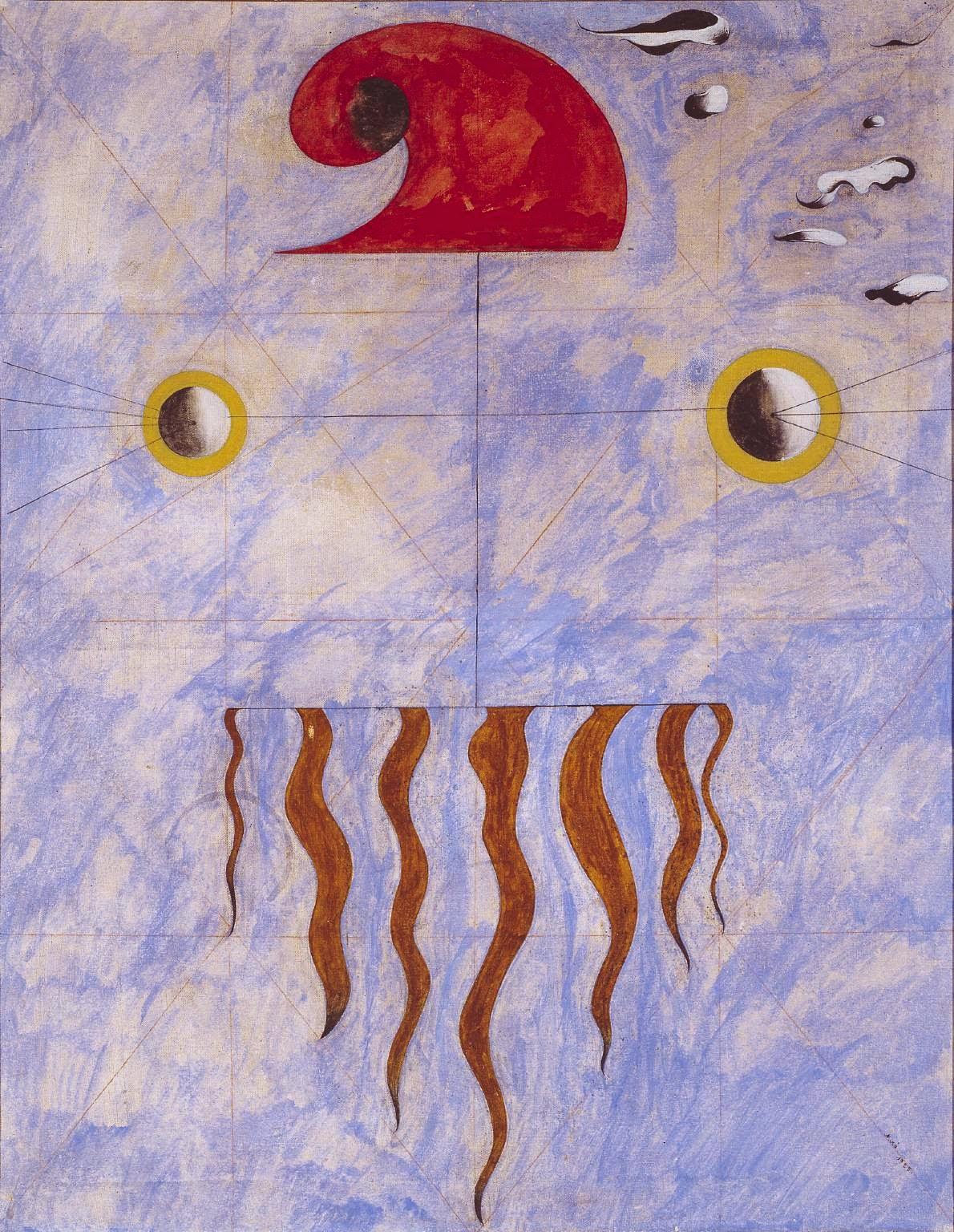 Cabeça de um Camponês Catalão - Miró, Joan e suas principais pinturas
