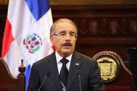 """""""Cumplí todo lo que prometí"""": presidente Danilo Medina agradece al pueblo dominicano por haberle permitido servirle"""