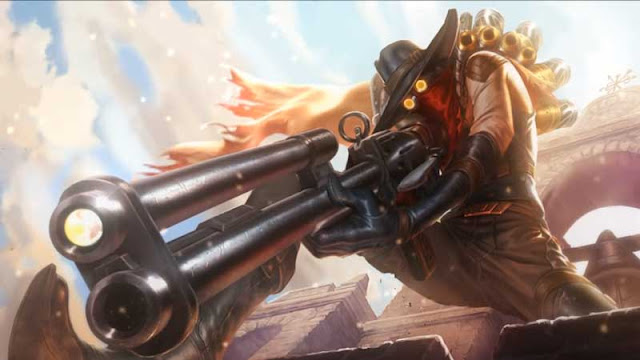 High Noon Jhin Wallpaper Engine
