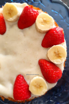 glutensiz doğumgünü pastası