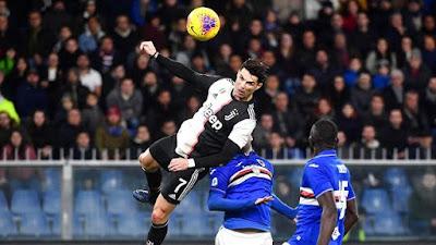 Fernandes Mengatakan Ronaldo Tidak Lompat Melainkan Terbang