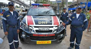 Telangana Govt. launches Disaster Response Force in Hyderabad