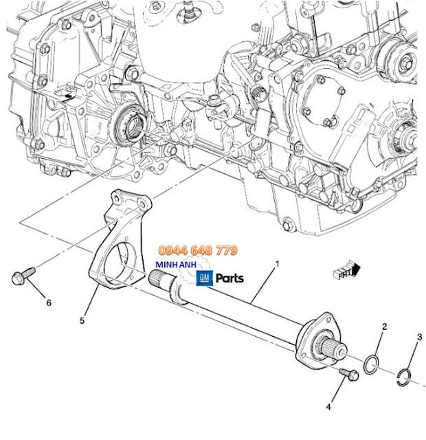 Mã sản phẩm: GM# 25937980  Láp trung gian xe Captiva C140 chính hãng GM  Phụ tùng oto Minh Anh là :2,100,000 VND/ Cái  Hàng mới 100% chính hãng GM  Giao hàng miễn phí trong nội thành Hà Nội  Điện thoại liên hệ: 094-669-8822 hoặc 0944648779  Cam kết bán hàng chính hãng