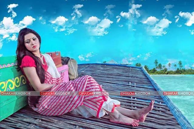 টিভিতে পরীমনির 'মহুয়া সুন্দরী'