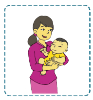 gambar ibu mengendong anak www.simplenews.me