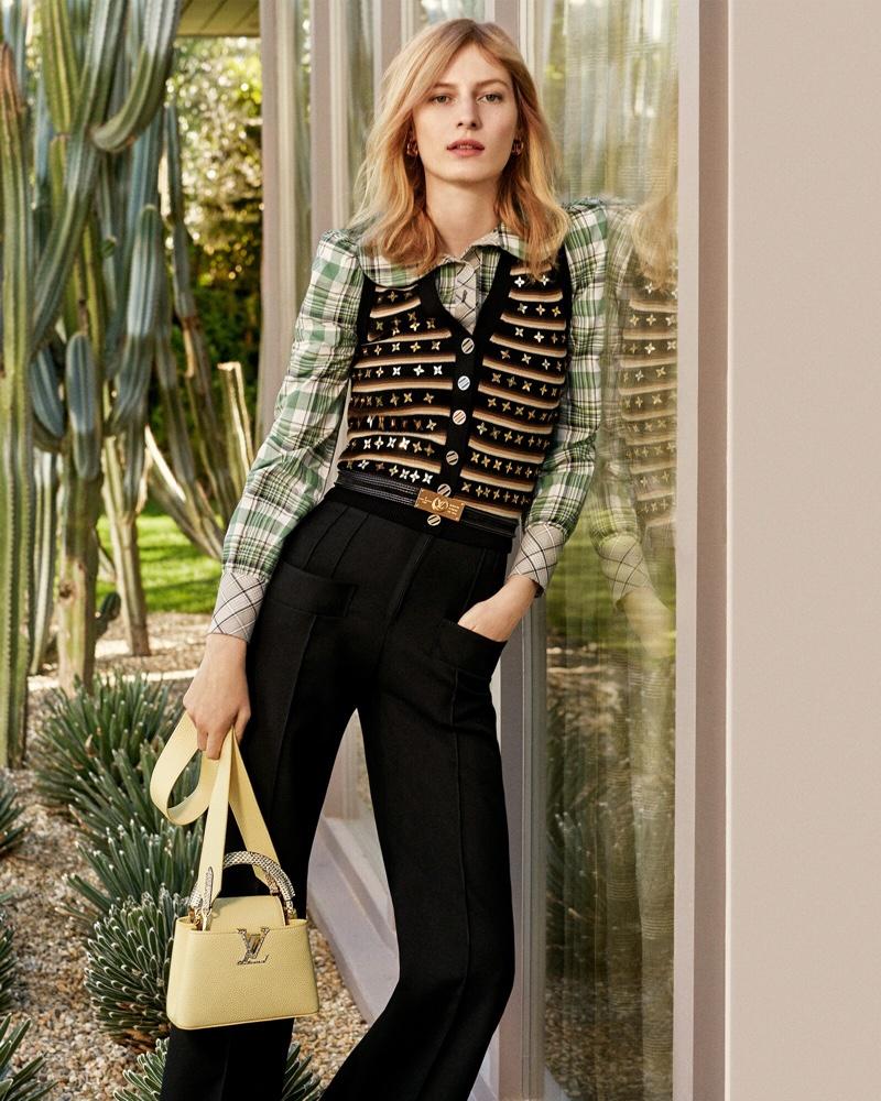 Louis Vuitton unveils Capucines spring-summer 2020 campaign
