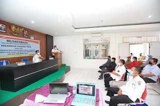 Musrenbang Tingkat Kecamatan Tarakan Timur Tahun 2021