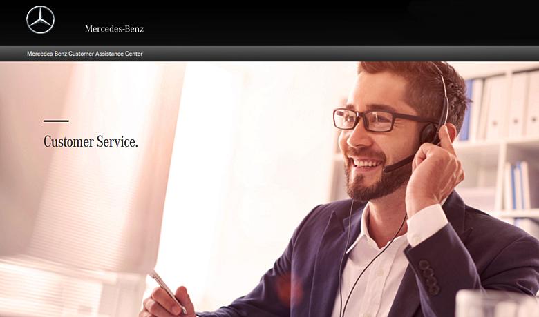 Mercedes-Benz Customer Service Number