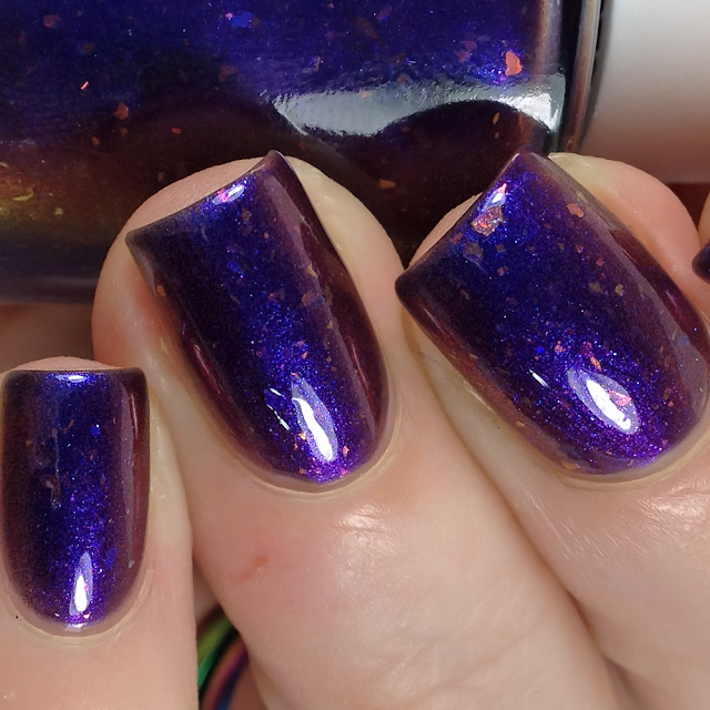 Anchor & Heart Lacquer-Shake It, Nudibranch