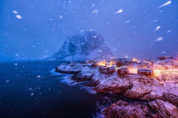 hamn248y � the oldest and most picturesque fishing village