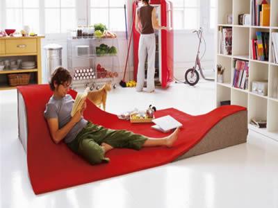 Carpets that distinguish 1