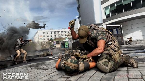 الكشف رسميا عن طور العمليات الخاصة داخل لعبة Call of Duty Modern Warfare