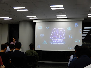 AR service design meetup #01