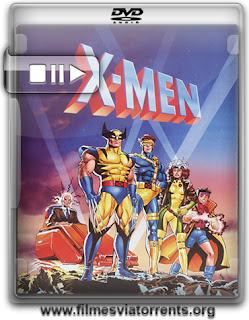 X-Men: Animated Series 1ª Temporada Torrent - DVDRip