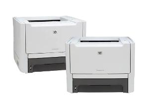 HP LaserJet P2010 Printer Series