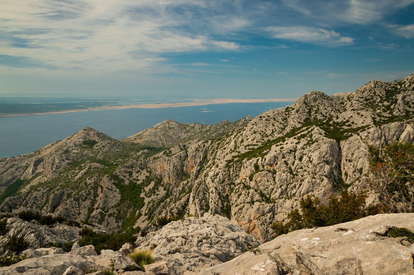 Adriatyk i góry Chorwacja