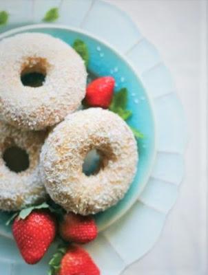 Donat sehat rendah gula