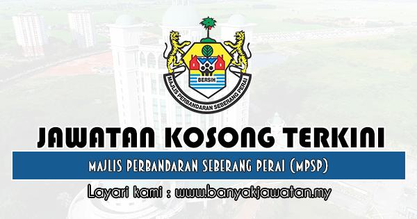 Jawatan Kosong Terkini 2019 di Majlis Perbandaran Seberang Perai (MPSP)