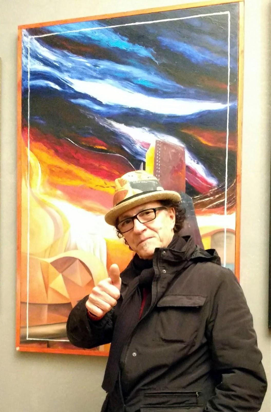 Künstler Bremen elvcycling berlin zu gast beim maler und künstler vito pastore