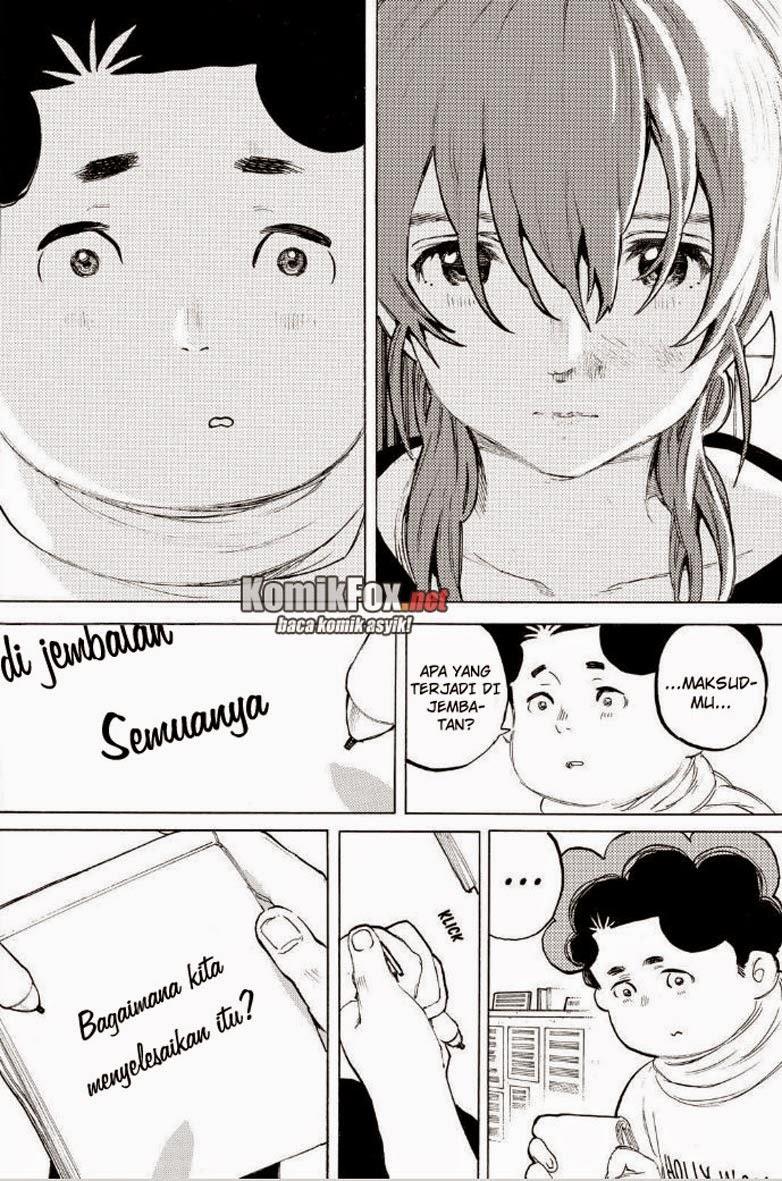 Koe no Katachi Chapter 46-12
