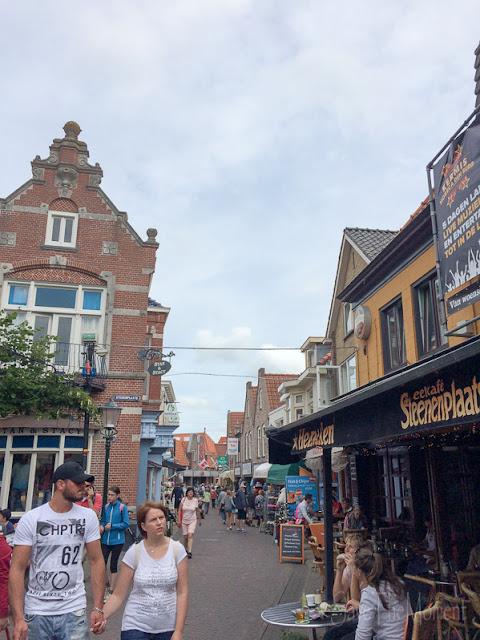 Den Burg auf der Insel Texel
