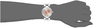 Sài Gòn: Đồng Hồ Nữ Marc By Marc Jacobs Women's Mj3447 Dotty Stainless Steel Bracelet Watch - 4