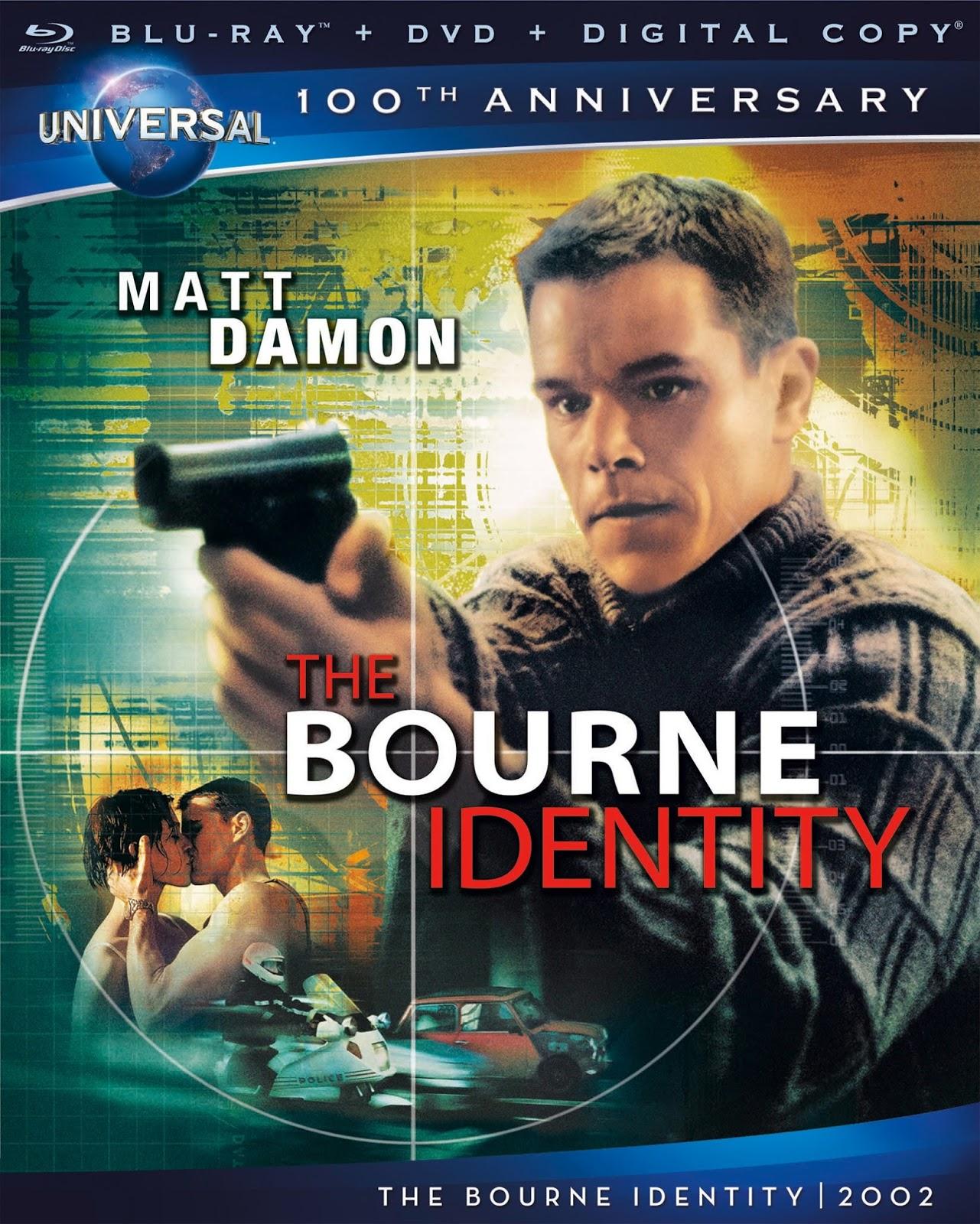 The Bourne Identity - Χωρίς Ταυτότητα (2002) ταινιες online seires oipeirates greek subs