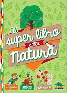 editoriale scienza libri natura per bambini
