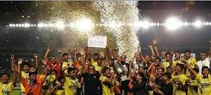 PSP U-15 Juara Piala Soeratin 2020